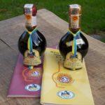 Vinagre balsámico tradicional de Modena