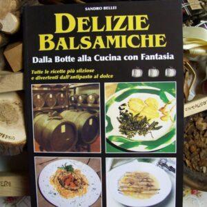 Libro de recetas de delicias balsámicas, Recetas de vinagre balsámico