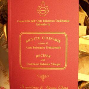 Recetas basadas en vinagre balsámico tradicional