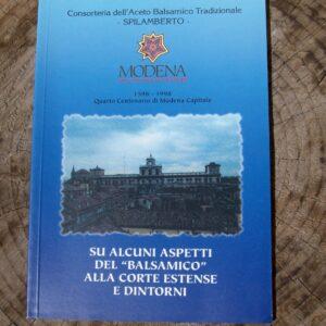 Balsamico-Alla Corte Degli Estensi