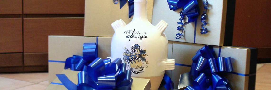 Aceto Balsamico Tradizionale di Modena da Voi a Natale