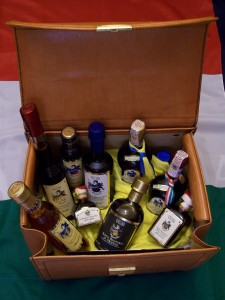 Aceto Balsamico Tradizionale di Modena a Natale