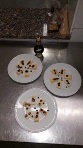 Pecorino sardo all'aceto balsamico