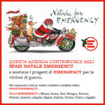Balsamico Natale per Emergency