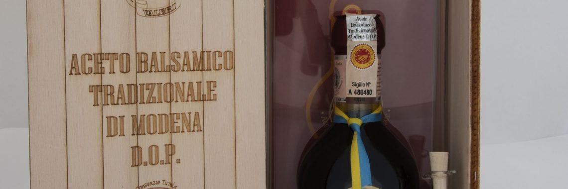 Aceto Balsamico Tradizionale di Modena DOP invecchiato 12 anni