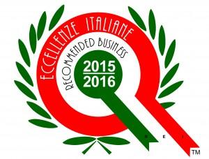 Italienische Exzellenz Coccarda2015