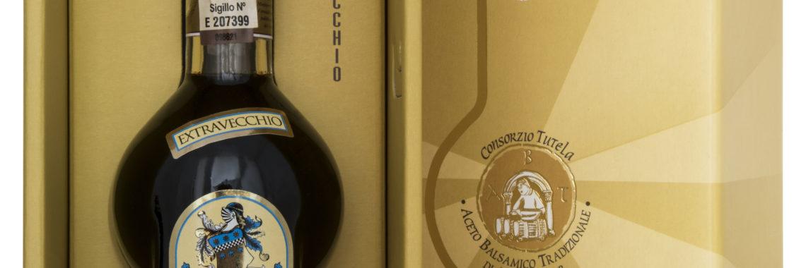 Aceto Balsamico Tradizionale di Modena DOP Extravecchio invecchiato 25 anni