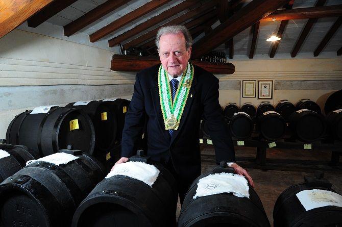 Maurizio Fini, président et Grand Maître du Consortium de Vinaigre Balsamique