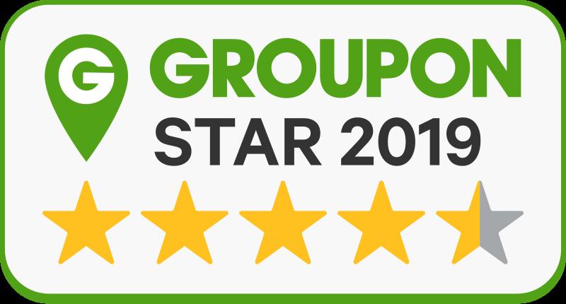 Estrellas de Groupon - 2019