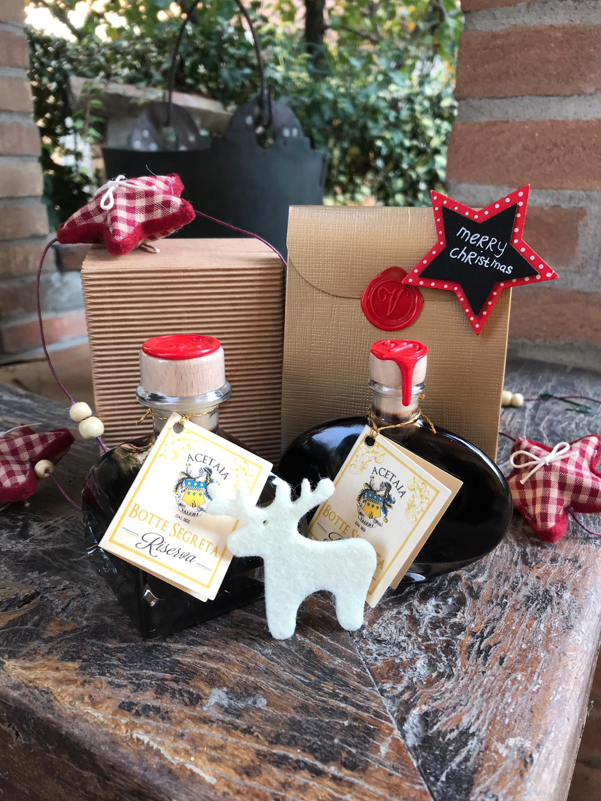 Balsamic Dressing Riserva gift boxes