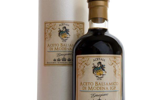 """Aceto Balsamico di Modena IGP """"Emozione"""" – 250 ml qualità 5 corone"""