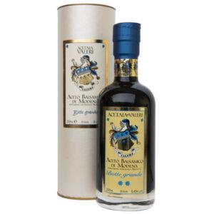 Aceto Balsamico IGP Botte Grande confezione regalo, Acetaia Valeri