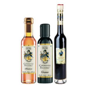 Proposed Family 5 Balsamic Vinegar Dressings Valeri: Cream, White, Small Packages