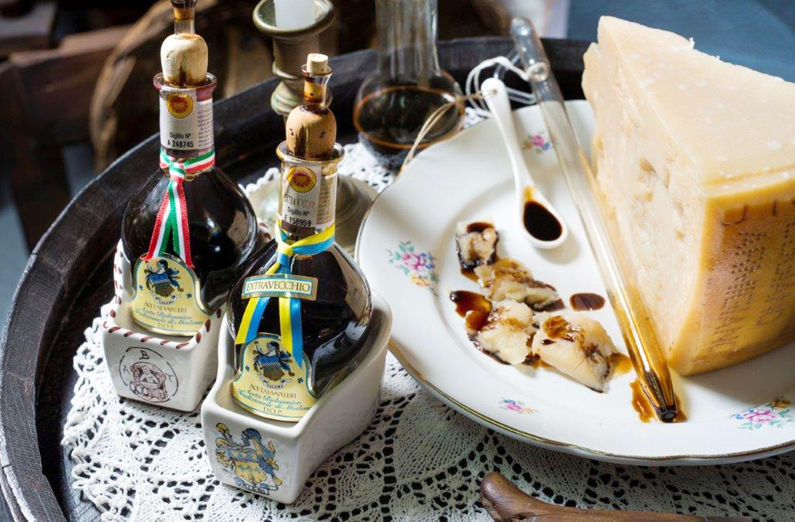 Vinaigre balsamique par Modène DOP Acetaia Valeri