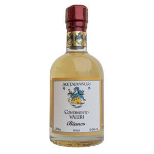 Condimento balsámico blanco, Acetaia Valeri