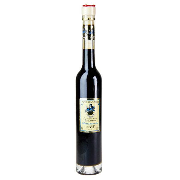 Condimento Balsamico Botte Piccola bottiglia tonda 100 ml