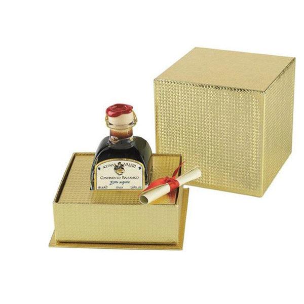 Condimento Balsamico Botte Segreta confezione regalo 50 ml