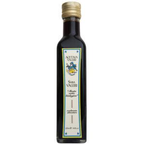 Assaisonnement biologique Saba Acetaia Valeri, Vinaigres balsamiques