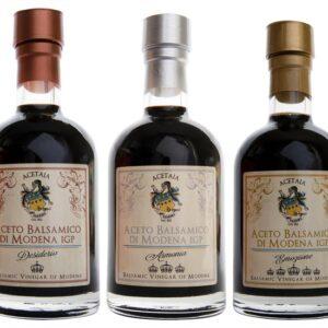 Usine de vinaigre balsamique de Modène tris V